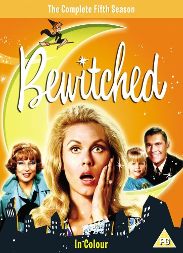 Bewitched - Season 5 [4 DVDs] [UK Import]