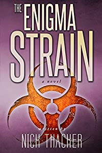 The Enigma Strain by Nick Thacker ebook deal