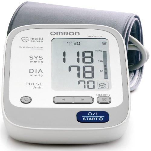 Omron M6 Comfort Upper Arm Blood Pressure Monitor