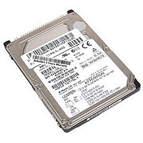 60GB Intricate Disk Drive with 3 Years Warranty for Sony Vaio PCG-F580 Laptop Notebook HDD Computer - Certified 3 Years Bond from Seifelden
