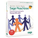 Sage Peachtree Premium Accounting For Nonprofits 2011 Multi User [OLD VERSION]