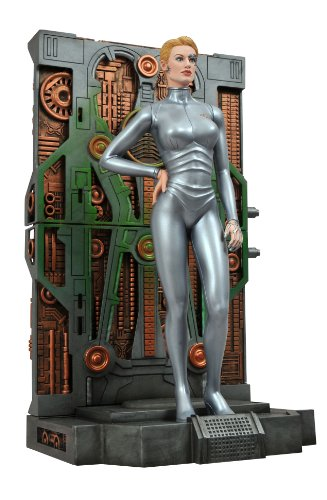 Diamond Select Toys Femme Fatales: Star Trek: Seven of Nine PVC Statue