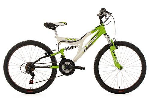KS-Cycling-Jungen-Fahrrad-Kinderfahrrad-Mountainbike-Fully-Zodiac-Wei-24-602K