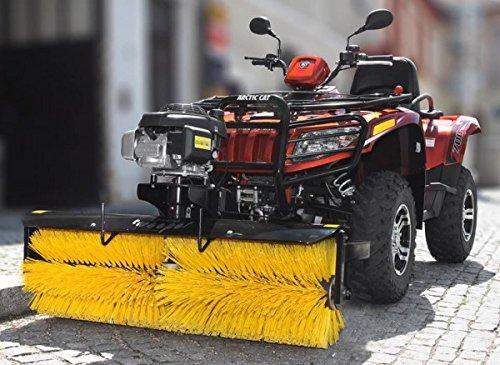 Kehrmaschine-MK130-Pro-Honda-65-fr-ATVQuad