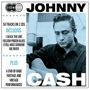 Johnny Cash 2CD & DVD [DVD AUDIO]