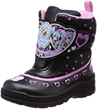 [ハピネスチャージプリキュア] HAPPINESCHARGE PRECURE WINTER BOOTS CWC 6400 B (黒/15)
