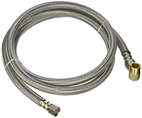 Fluidmaster B6W60 Stainless Steel Dishwasher Supply Line (Water Supply Line For Dishwasher compare prices)