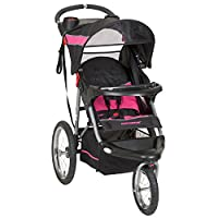 Baby Trend Expedition Jogger Stroller, Bubble Gum from Baby Trend