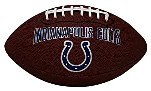 K2 Indianapolis Colts Game Time Full Size Football at Sears.com