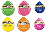 Tassimo Twinings Tea Set, 6 Varieties, 48 T-Discs