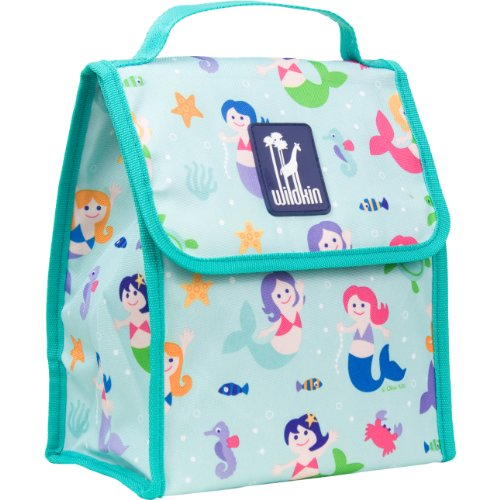 Olive Kids Mermaids Munch 'n Lunch Bag (Mermaid For Kids)