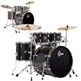Gretsch GE-E8256PK Energy 5-Piece Drum Set – Black Picture