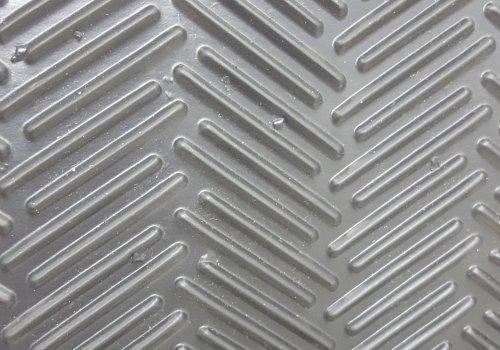 [해외]RHS 눈 녹이는 미끄럼 방지 매트, 주택, 차고, 건물, 비즈니스, 컬러 그레이, 헤링본 디자인, 크기 30 인치 x 48 인치,/RHS Snow Melting Non-slip Mat, front entrance o