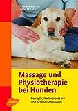 Massage und Physiotherapie bei Hunden: Beweglichkeit verbessern und Schmerzen lindern -