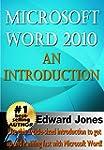 Microsoft Word 2010: An Introduction