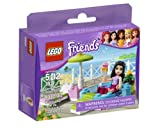 51o7J a8PxL. SL160  LEGO Friends Emmas Splash Pool 3931