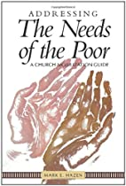 Hot Sale Addressing the Needs of the Poor: A Church Mobilization Guide