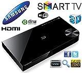 Samsung BDF6500 Blu-ray Wi-Fi 3D Ga