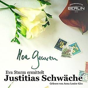 Justitias Schwäche (Eva Sturm 2) Hörbuch