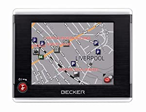"Becker Traffic Assist 7927 3.5"" Sat Nav with Europe Maps (37 Countries)"