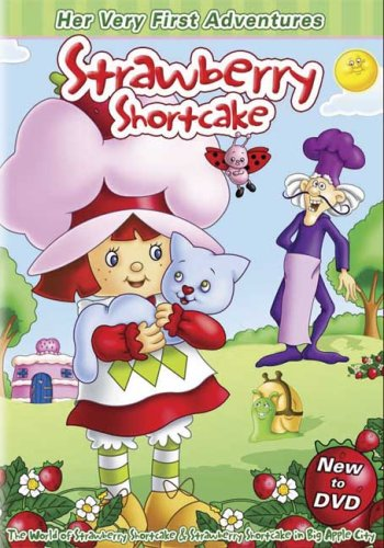 Strawberry Shortcake The World of Strawberry Shortcake and Strawberry Shortcake in Big Apple City