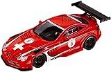 CARRERA Slot Car 27318 Mercedes Benz SLR McLaren GT SLR No.8