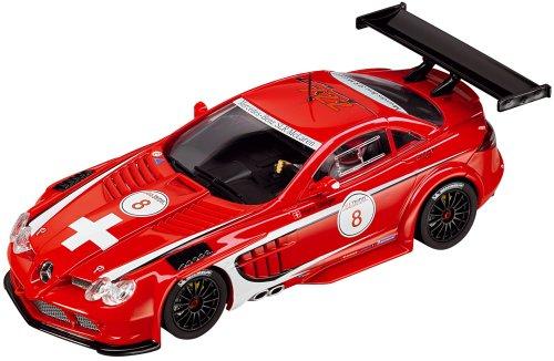 Carrera 20027318 - Mercedes-Benz SLR McLaren GT SLR CLUB Trophy 2008, No. 8