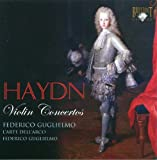 echange, troc Haydn, Guglielmo, L'Arte Dell'Arco - Violin Concertos
