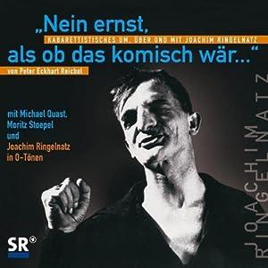 Kabarettistisches um, über und mit Joachim Ringelnatz | [Joachim Ringelnatz]
