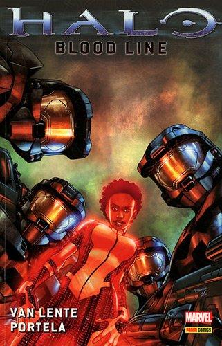 Les bandes dessinées Halo [Liste et News] 51o7SafcKIL._SL500_