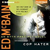 Cop Hater: 87th Precinct Series, Book 1 | [Ed McBain]
