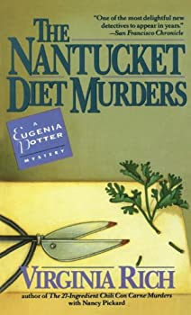the nantucket diet murders (eugenia potter mysteries) - virginia rich