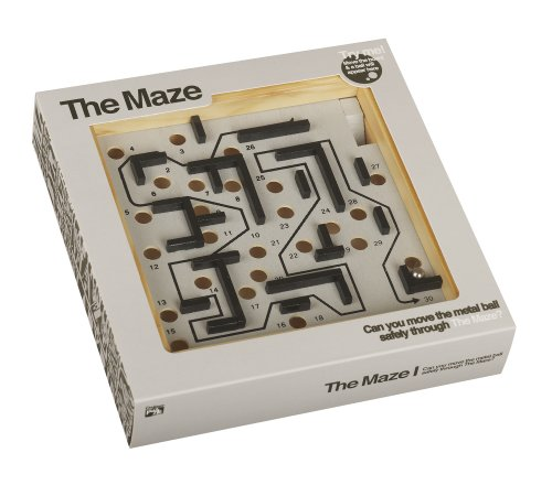Puzzling Professor The Maze
