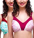 Organic Antimicrobial Non padded Wirefree Bra