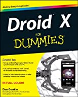 Droid For Dummies (For Dummies (Computer/Tech))