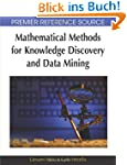Mathematical Methods for Knowledge Di...