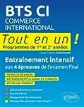 BTS CI Commerce International Tout en...