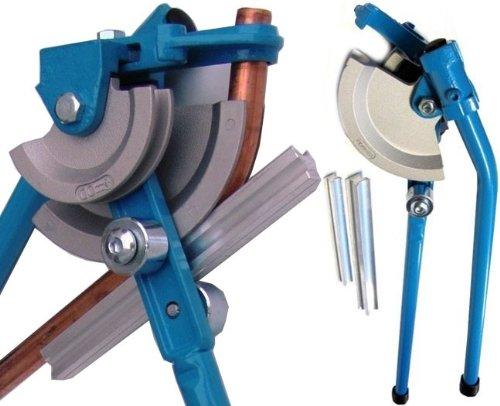 Hand-Rohrbieger für Rohre 12, 15 u. 22 mm Rohr...