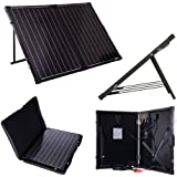 RenogyⓇ Foldable Solar Suitcase Battery Charger 100W