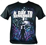 A DAY TO REMEMBER (Homesick) ADR1191K Size L Large NEW! T-SHIRT Tour