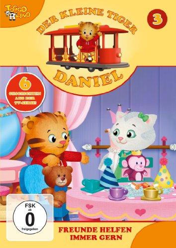 Der kleine Tiger Daniel - Freund helfen immer gern