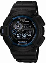 Casio G-SHOCK 30th Anniversary Initial Blue MUDMAN MULTI BAND 6 GW-9330B-1JR (Japan Import)