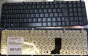HP Pavilion DV9548US Black UK Replacement Laptop Keyboard
