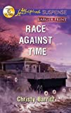 Race Against Time (Love Inspired Large Print Suspense)
