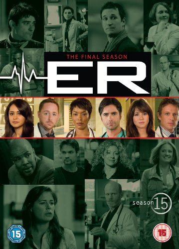 ER: The Complete Fifteenth Season [DVD]