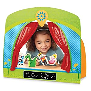 Puppet Theatre from Happy Arts & Crafts