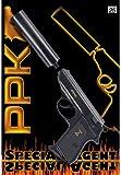 Schroedel Agent Ppk Pistol, 25 Shot With Silencer