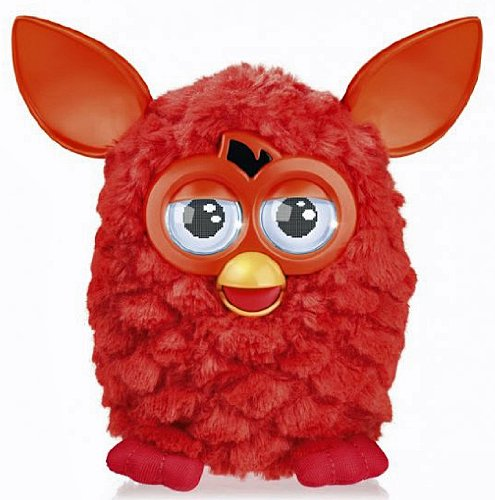 Hasbro Furby Orange