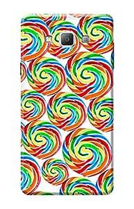 Samsung Galaxy A7 Designer Case Kanvas Cases Premium Quality 3D Printed Lightweight Slim Matte Finish Hard Back Cover for Samsung Galaxy A7
