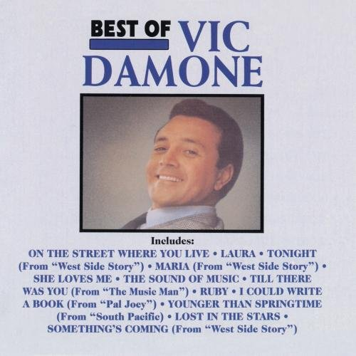 Vic Damone - Capitol Sings Johnny Mercer Too Marvelous for Words - Zortam Music